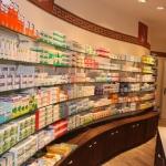 eine große Auswahl an rezeptfreien Medikamenten